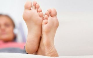 Как можно проверить плоскостопие в домашних условиях