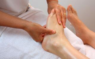 Какие упражнения делать при артрозе голеностопного сустава