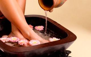 Как правильно делать солевые ванны для ног при отеках