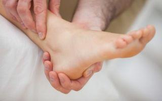Симптомы и лечение острой боли в пятке