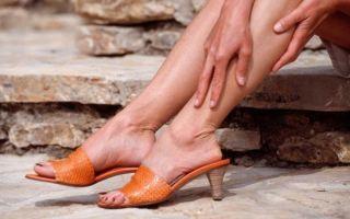 Почему болит нога от колена до стопы и как ее лечить