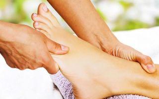 Как выполняется тайский массаж стоп в домашних условиях