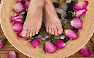 Как проводится парафинотерапия для ног в домашних условиях
