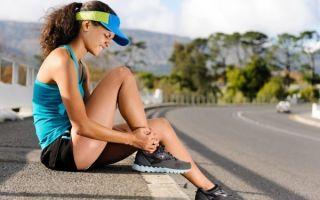Почему болят ноги после тренировки