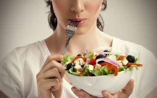 Каким должно быть питание при подагре на ногах