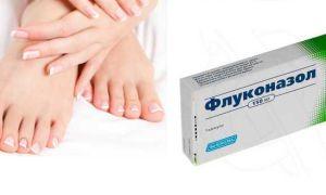 Как применять препарат Флуконазол при грибке ногтей