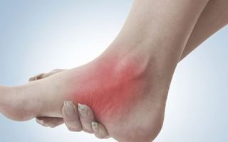 Почему при сахарном диабете болят ноги