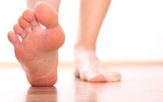 Как лечится боль в стопе между пяткой и носком