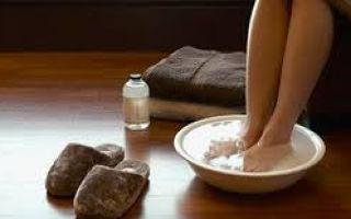 Как правильно парить ноги при насморке