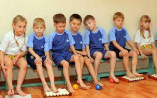 Какой должна быть профилактика плоскостопия у детей дошкольного возраста