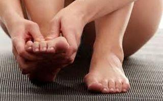 Как лечить, если чешутся ступни и ладони