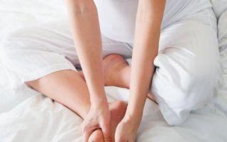 Какой крем можно выбрать от отеков ног