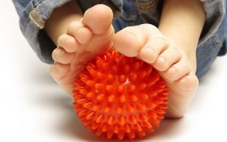Как сделать массаж при вальгусной деформации стопы у детей