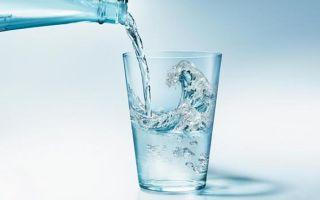 Разрешена ли минеральная вода при подагре