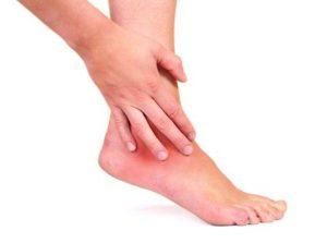 Что делать, если болит голеностопный сустав при ходьбе
