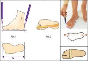 Как можно узнать размер обуви