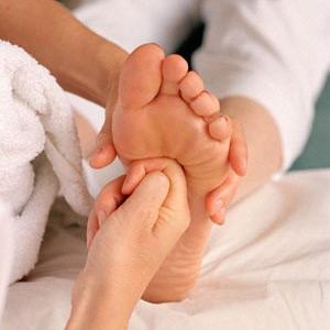 Как правильно нужно делать массаж стоп