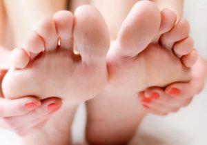 немеет левая нога от колена до стопы
