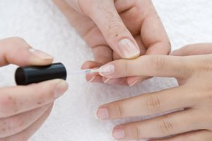 лак для ногтей против грибка