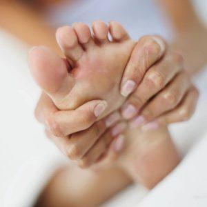боли в стопе под пальцами
