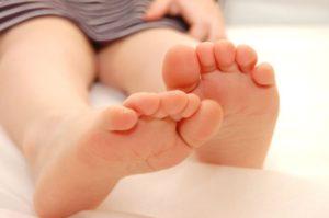 Как правильно сделать массаж при плоскостопии