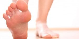 подагры на ногах